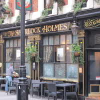 London-2012-Sherlock-Holmes-Restaurant