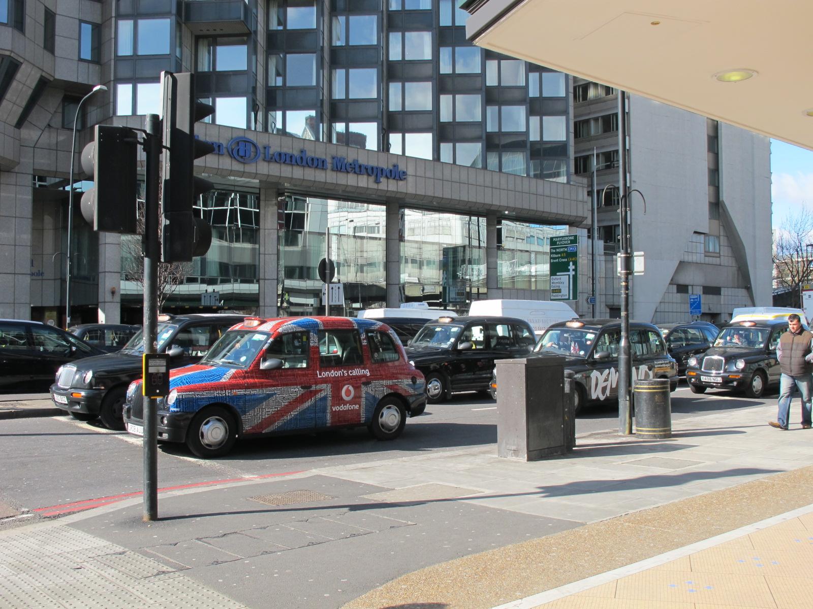 London-2012-Taxi