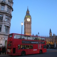 London-2012-big-ben-and-bus-night