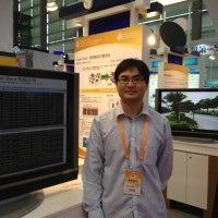 Me at China Hi-Tech Fair 2012